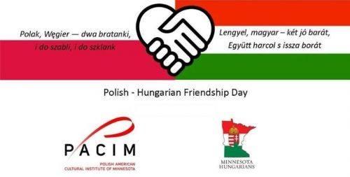 03/23 – Polish – Hungarian Friendship Day 2018
